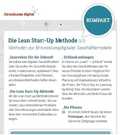 Lean Start-Up Methode