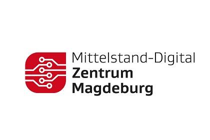 Logo Mittelstand 4.0 Kompetenzzentrum Magdeburg