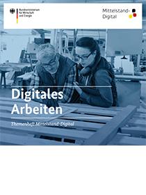 Cover der Publikation Digitales Arbeiten