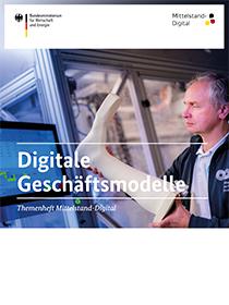 Cover der Publikation Digitale Geschäftsmodelle